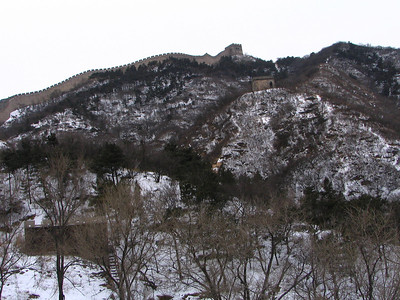 Grande Muraille fin février 2005 004 C6Mouton