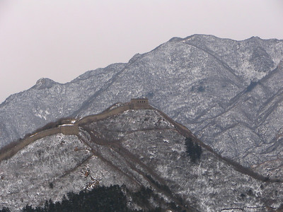 Grande Muraille fin février 2005 017 C6Mouton