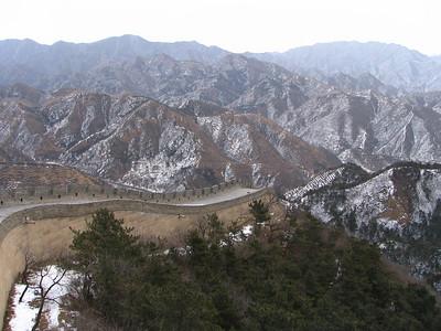 Grande Muraille fin février 2005 021 C6Mouton