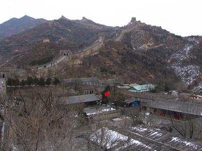 Grande Muraille fin février 2005 003 C6Mouton