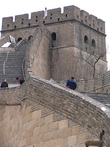 Grande Muraille fin février 2005 015 C6Mouton
