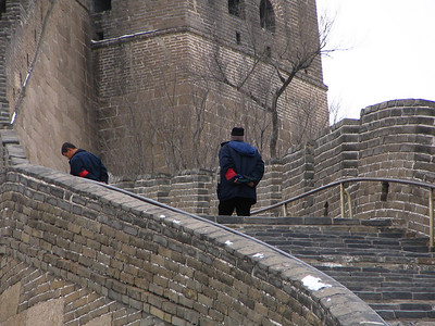 Grande Muraille fin février 2005 014 C6Mouton