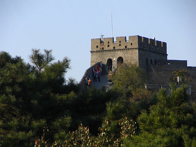 Grande Muraille oct 2005 31 C-Mouton
