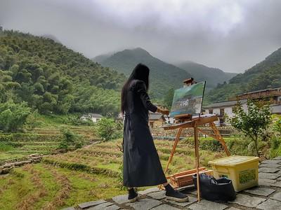 Daijiashan, e shan, Tonglu