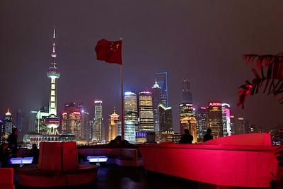 Shanghai, Bar Rouge