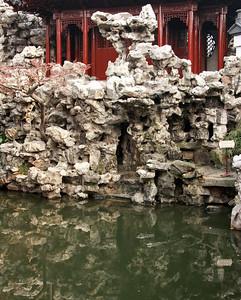 Shanghai, 2007, vieille ville