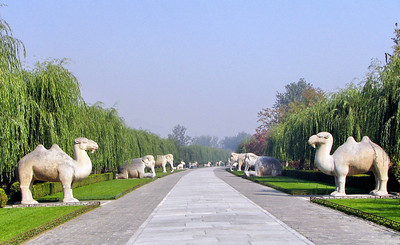 Tombeaux Ming oct 2005 8 C-Mouton