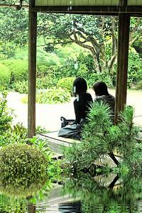 Japon, Kyoto, Hermitage Shisen do