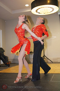 Alisson Sandi & Audrey Isautier  Zouk Performance -  ACT Heats of the Australian Salsa Open 14 June 2014
