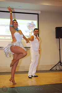 ACT Heats of the Australian Salsa Open 14 June 2014