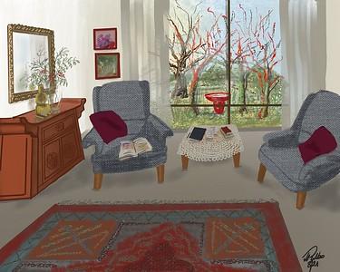Jo Anne_Pulko_Interior and Winter Garden