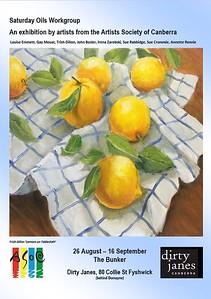 Sat Oils poster