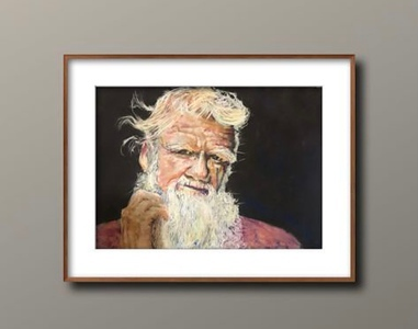 SueAnneMuggleton_Portrait_pastels_2021
