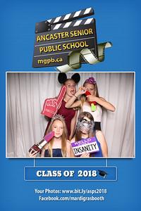 Ancaster Senior Public School 2018 Grade 8 Graduation