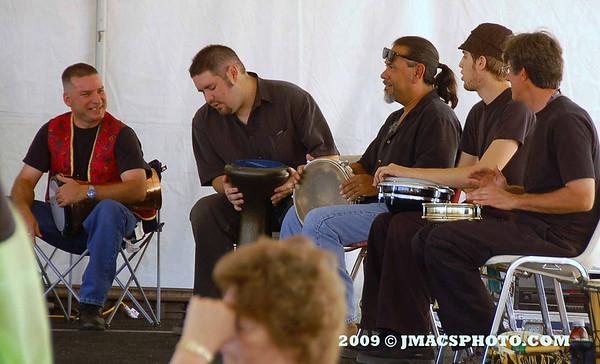 DESERT DANCERS from CASA GRANDE at MARICOPA FAIR 09