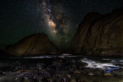 BIG SUR MILKY WAY - ASTROPHOTOGRAPHY