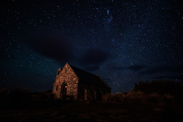 Church of the Good Shepherd - Tekapo, New Zealand