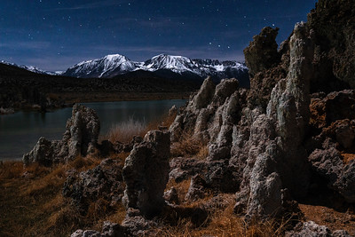 MONO LAKE NIGHT