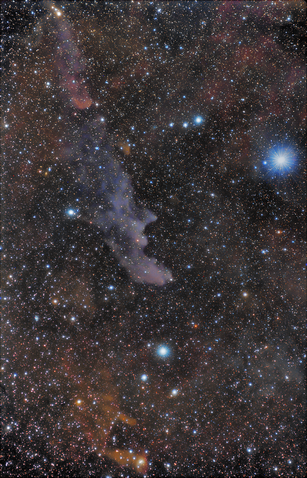Witch Head Nebula