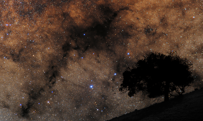 Pipe Nebula Setting