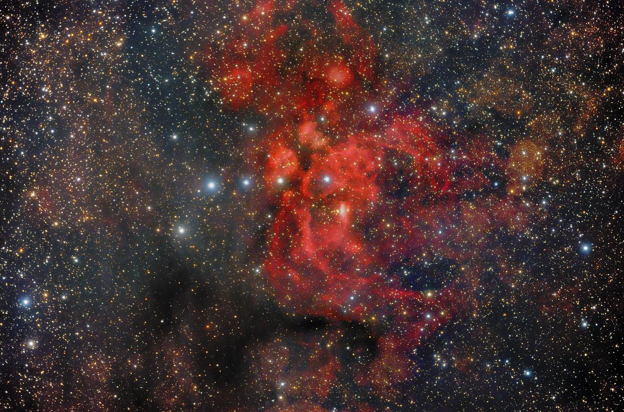 Lobster Nebula
