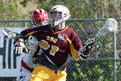 ASU vs Chapman Q Final MCLA national Tournament 5-10-16