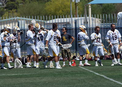 ASU Lacrosse vs Chapman SLC Final 5-8-11