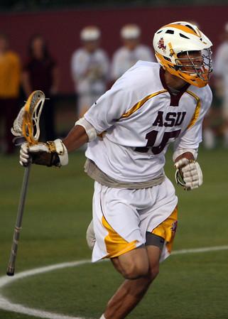 ASU Lacrosse vs Simon Fraser 4-15-11