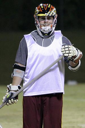ASU Lacrosse Alumni Game 2013