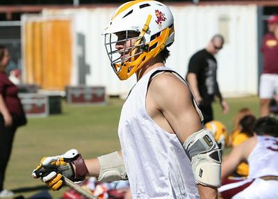 ASU Lacrosse Alumni Game 2010