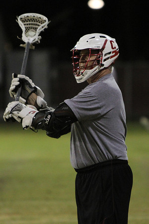 ASU Lacrosse Alumni Game 2012