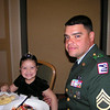 2nd Annual Armed Services YMCA Father Daughter Dance generously sponsored by Triwest. 2.29.08
