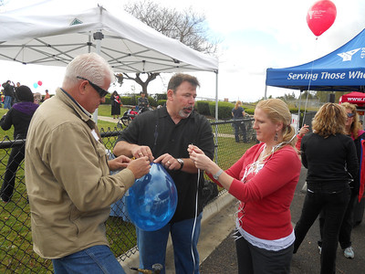 April Neighborhood Exchange with the San Diego Armed Services YMCA