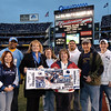 The San Diego Chargers honor the San Diego Armed Services YMCA