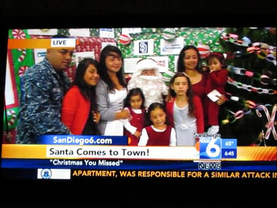 San Diego Armed Services YMCA Christmas You Missed 2011