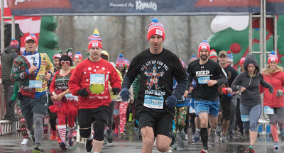 Ugly Sweater Run 2017 in Redmond, WA - Presented by Kahlua