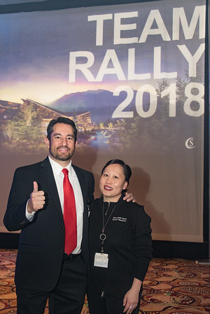 Snoqualmie Casino Team Rally 2018