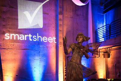 Partying with Smartsheet for the 2016 Winter Event