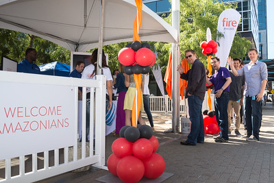July 11, 2014 - Amazon Fire Phone Launch
