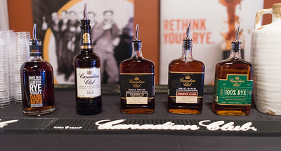 Beam Suntory Whiskey Cabana as part of Seattle Whisky Week 2017. Seattle Event Photography by AShapiro Studios