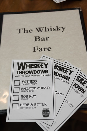 2016 Whisky Week - Whiskey Throwdown!!