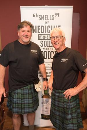 2016 Whiskey Week - Laphroaig Kilt Classic