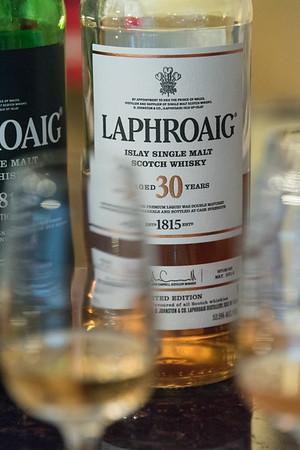 Friends of Laphroaig Tasting at Seattle's Aston Manor