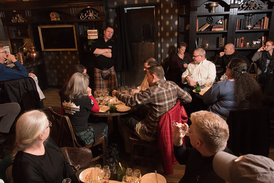 Friends of Laphroaig Tasting at Seattle's Aston Manor