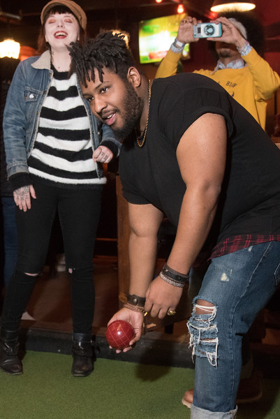 Maker's Mark Bocce Ball Tournament 2018 at Rhein Haus Seattle