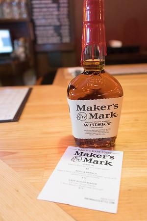 Maker's Mark Bocce Ball Tournament 2018 at Rhein Haus Seattle