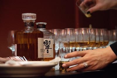 House of Suntory Whisky Dinner at Tacoma's El Gaucho