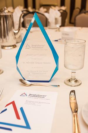 The 2016 BrightFocus Foundation Awards Breakfast in Seattle, WA
