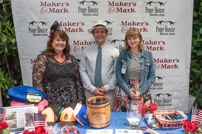 Kentucky Derby 2018 in Portland with Maker's Mark