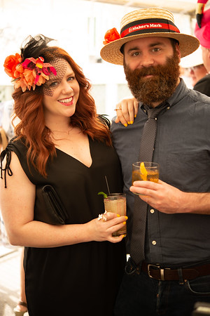 Kentucky Derby 2018 in Portland with Maker's Mark
